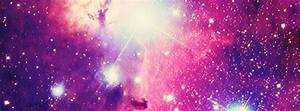 Colorful Galaxy Facebook Cover - Pics about space