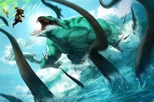 Tidehunter Build Guide DOTA 2: Tidehunter, Amphibious Assault!