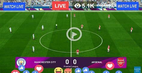 Live Football Stream | Manchester City vs Arsenal (MCI v ...