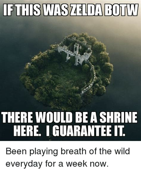 Botw Memes - funny breath of the wild memes of 2017 on sizzle
