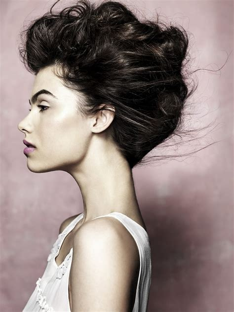 Vintage Updo Hairstyles by Stylish New Season Hairstyles