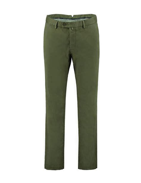 green dress shirt mens 39 s olive green slim fit garment dye chinos hawes curtis