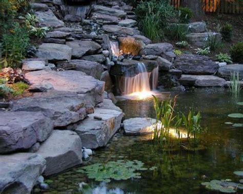 garden pond lighting ideas garden lighting is your new life breathing a outdoor fresh design pedia