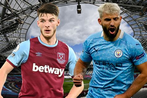 West Ham vs Man City LIVE commentary and confirmed team ...