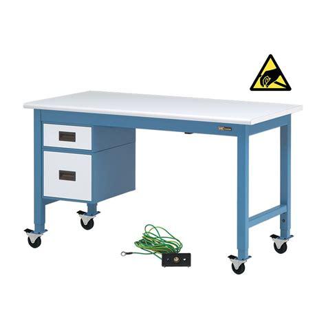 iac rolling steel workbench    drawers