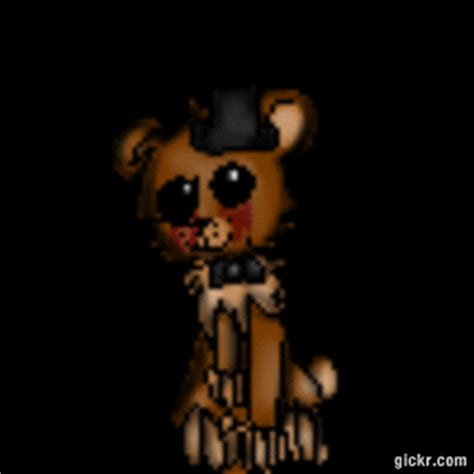 Five Nights At Freddy S Animated Wallpaper - glitching freddy gif five nights at freddy s by katbinoo