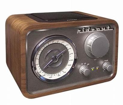 Radio Transparent Retro Background Radios Crosley Solo