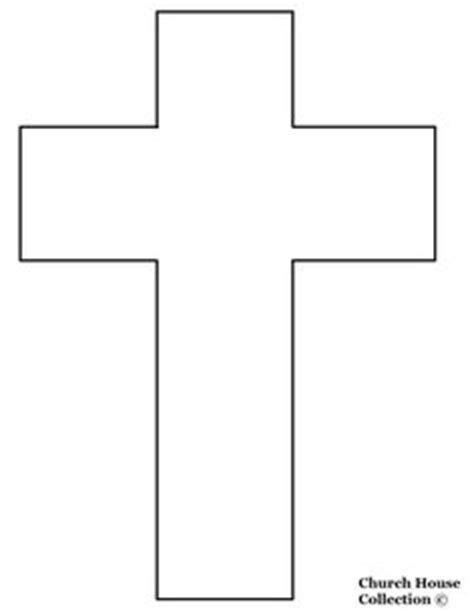 cross template printable cross on wooden crosses wall crosses and wood crosses