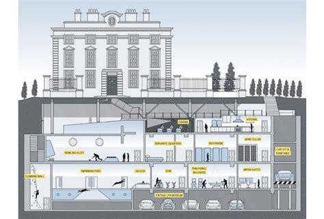 Galeria: Kaprys miliarderów: luksusowe bunkry w Londynie