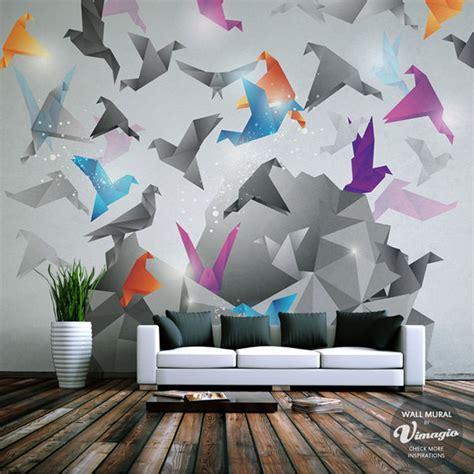 spettacolari disegni murali  decorazioni  interni