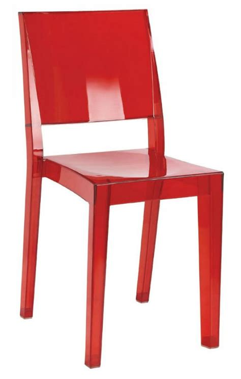 ourdoor or indoor stacking plastic bright colored chairs