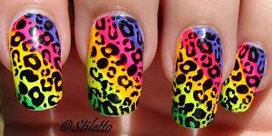 The Kronicles of a Konad er Neon and Leopard A Match
