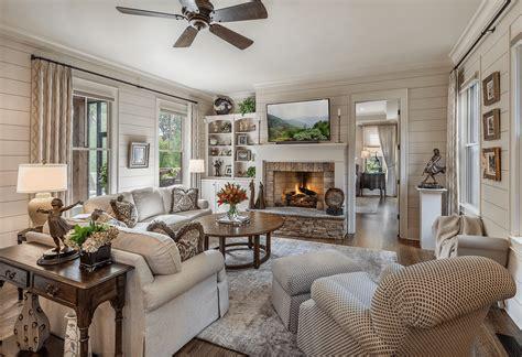 cottage window treatments 21 cozy living room design ideas