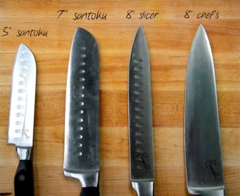 different kinds of kitchen knives different types of kitchen knives and their use