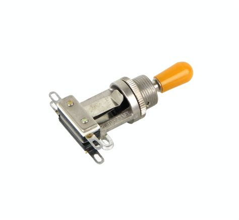 Switchcraft Way Short Toggle Switch Genuine