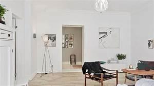 Peinture Murale Blanche : peinture murale blanche colibri vous conseille ~ Nature-et-papiers.com Idées de Décoration