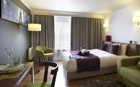One Bedroom Apartments Ta by Citadines South Kensington Serviced Apartments