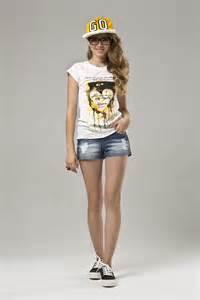 Teen Girls Summer Shorts Fashion