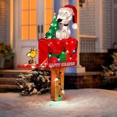outdoor christmas decorations images