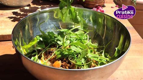 comment cuisiner des lentilles salades pratiks