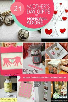diy mothers day gift ideas homemade gifts  crafts