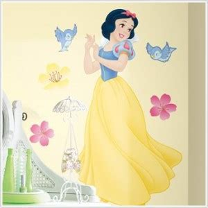 disney princess snow white wall decals cool stuff  buy  collect