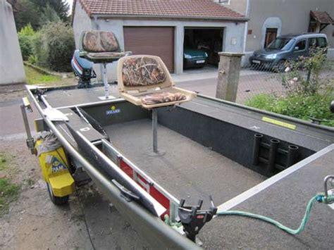 si鑒e pour barque de peche les équipements pour la pêche en barque