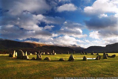 Castlerigg Stone Circle Walking Route from Keswick - Mud ...