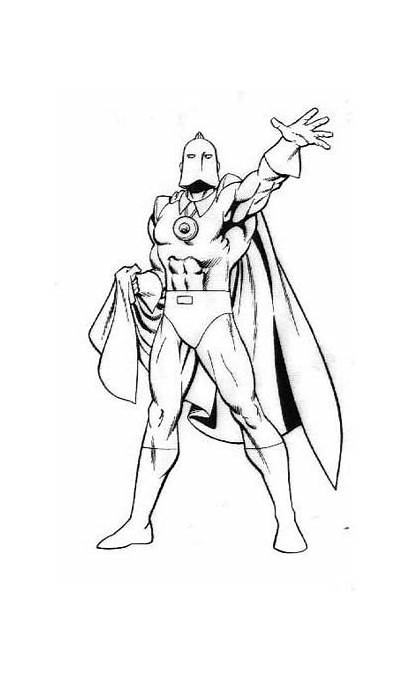 Fate Dr Doctor Dc Coloring Comic Comics