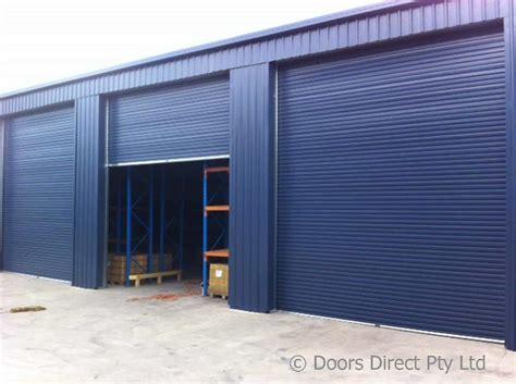 commercial industrial roller doors  brisbane doors direct