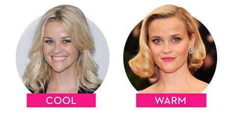 cool colors vs warm colors warm vs cool toned hair colors how hair undertones
