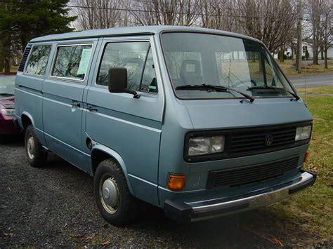 volkswagen vanagon 1986 volkswagen vanagon pictures cargurus