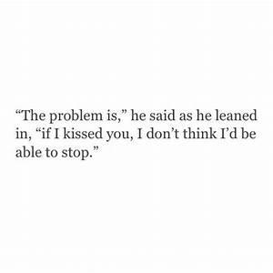 Romantic Kiss Quotes Tumblr