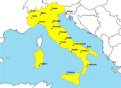 Carte Sud De Et Italie by Carte Italie Images Et Photos Arts Et Voyages