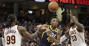 How Utah Jazz star Donovan Mitchell drew inspiration from ...