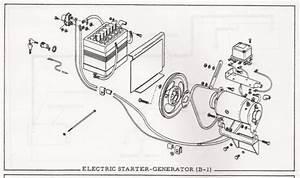B-1 Starter-generator Circuit   Simplicity