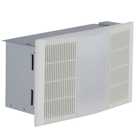 bathroom heat l home depot 70 cfm ceiling exhaust fan with light and 1300 watt heater