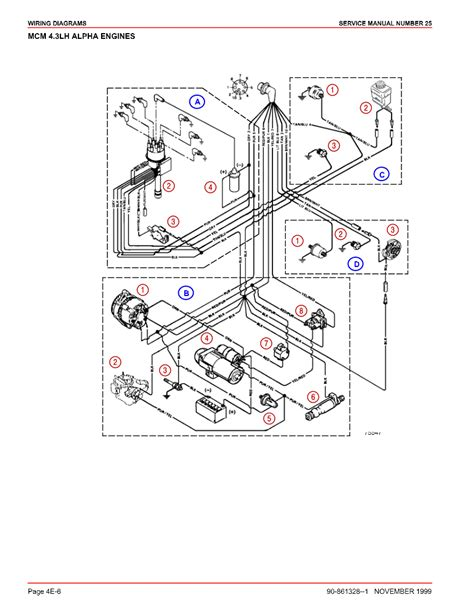 Mercury Thunderbolt Wiring Diagram by Need Wiring Schematic Thunderbolt V Ignition 1996 Merc I O