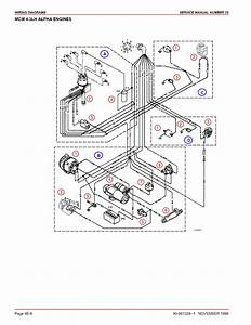 Need Wiring Schematic Thunderbolt V Ignition 1996 Merc I  O