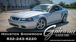 2001 Ford Mustang in Houston, Texas, United States for sale (10901971)