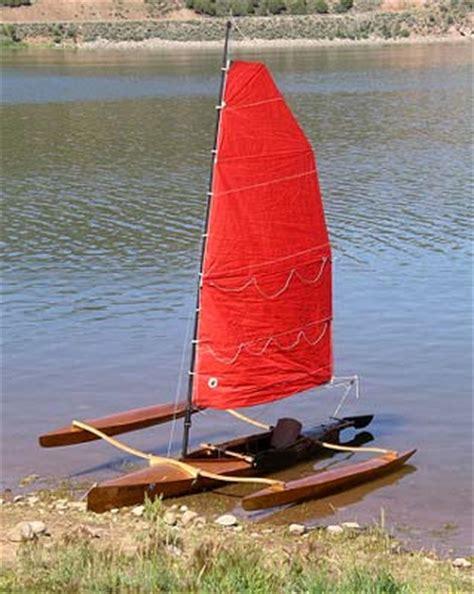 Clc Boats Trimaran by A Homebuilt Clc Mill Creek Trimaran Small Trimarans