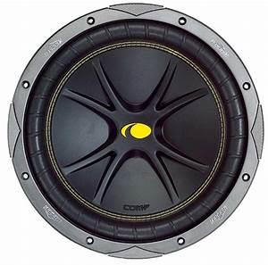Kicker 05c154 Car Audio Comp 15 U0026quot  Subwoofer 500w Single 4
