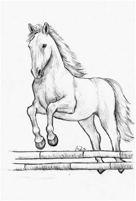 immagini di cavalli da colorare per bambini cavalli da galoppo az colorare
