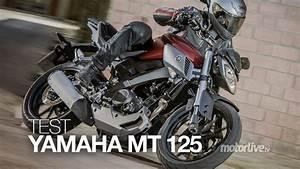 Yamaha Mt 125 Sportauspuff : test yamaha mt 125 la mt pour bien d buter youtube ~ Kayakingforconservation.com Haus und Dekorationen
