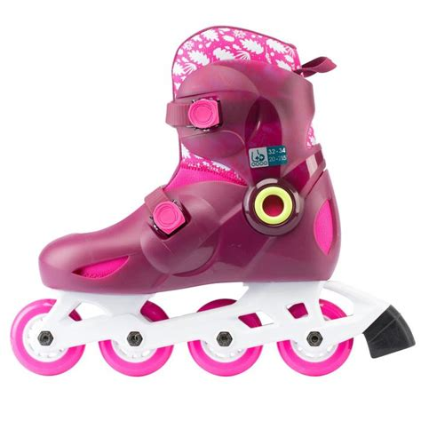 decathlon roller kinder oxelo roller enfant play5 decathlon