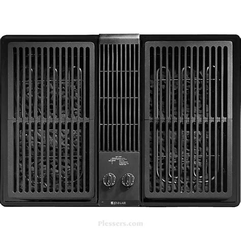 Jenn Air Countertop Grill by Jed7430aab Jenn Air Jed7430aab Electric Cooktops Black