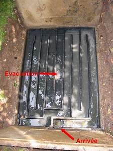 Fosse Septique Beton Ancienne : fosse septique et filtre horizontal forum jardin ~ Premium-room.com Idées de Décoration