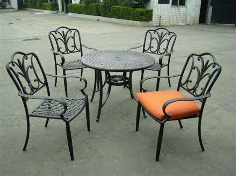 tavoli e sedie da giardino in ferro tavolo da giardino tavoli e sedie