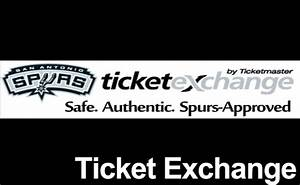 Buy Or Sell Spurs Tickets Directly From Season Ticket