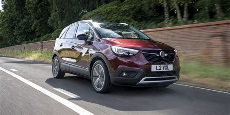 vauxhall crossland  specifications prices carwow